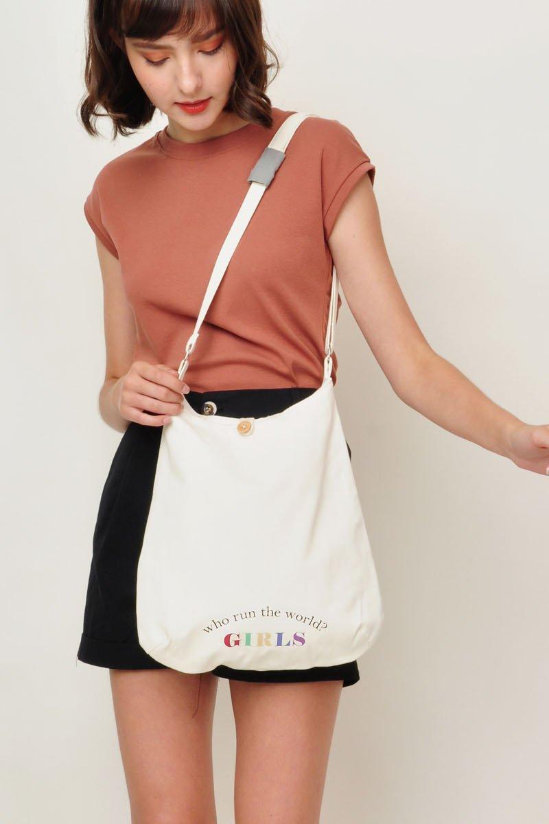 GIRLS Classic Shoulder Bag