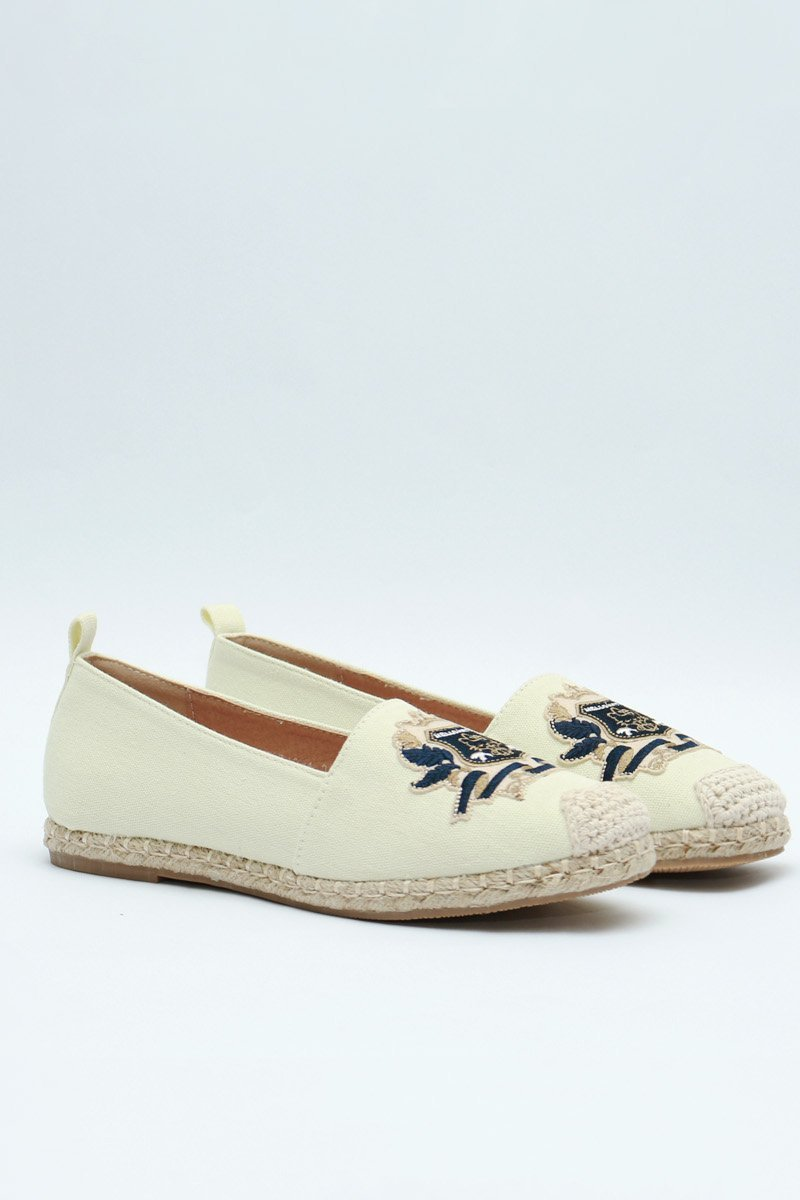 Hello Kitty Espadrilles Apricot