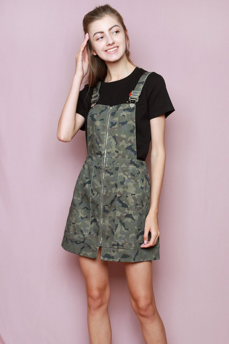 Hello Kitty Pinafore Dress