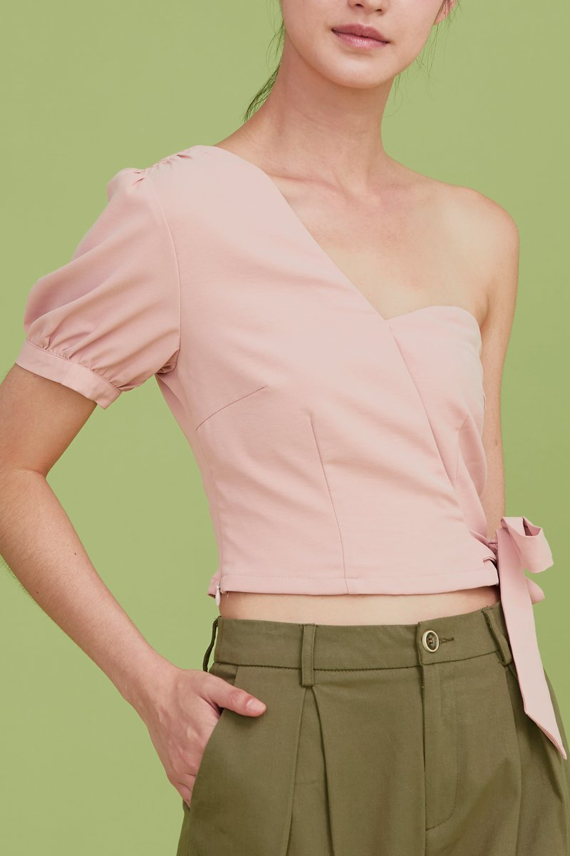 Paloma Toga Top Blush