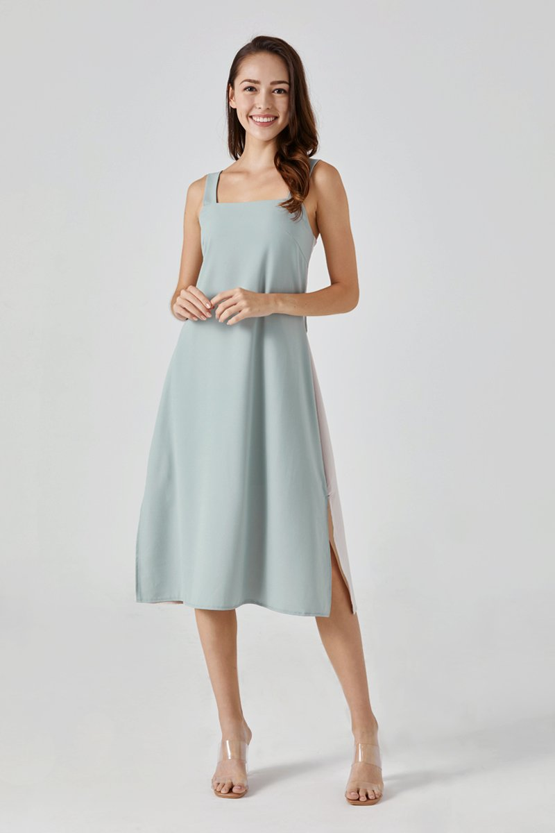 Alissa Camisole Dress Sage