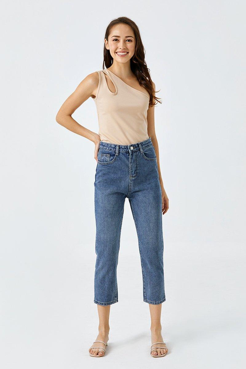 Chantal Denim Jeans Darkwash