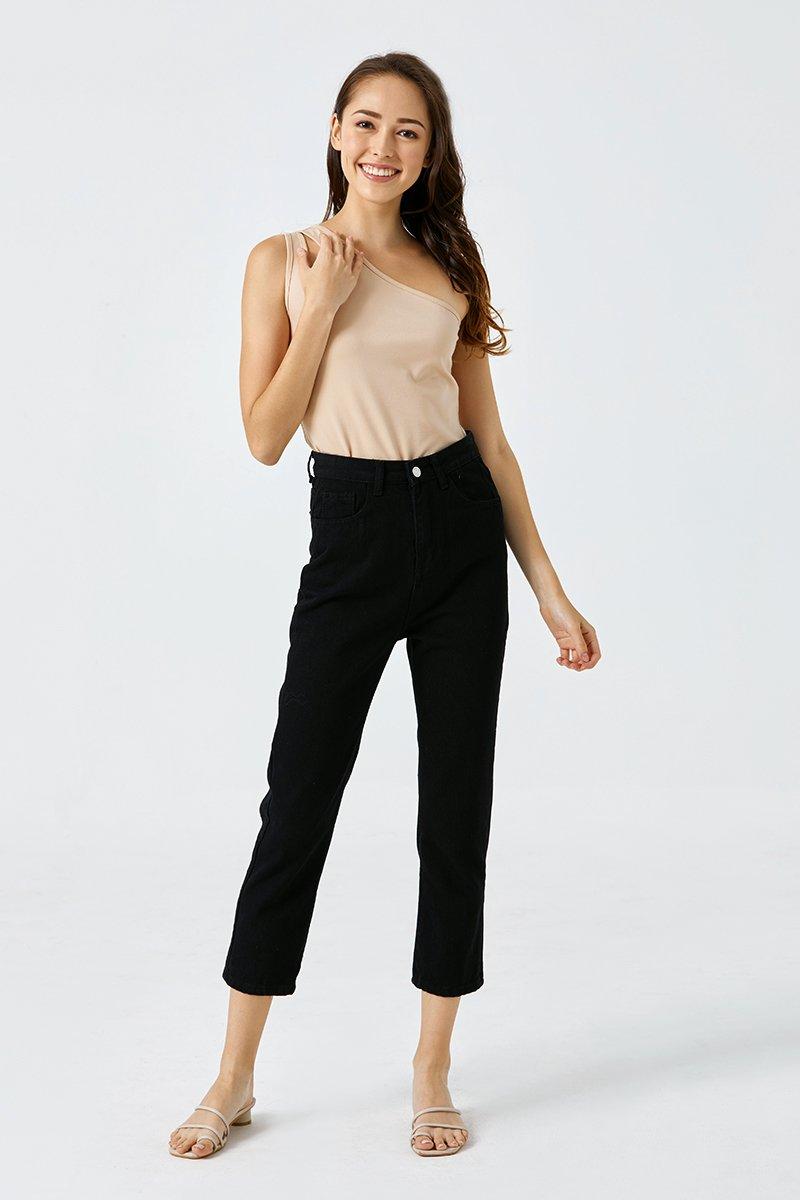 Chantal Denim Jeans Black