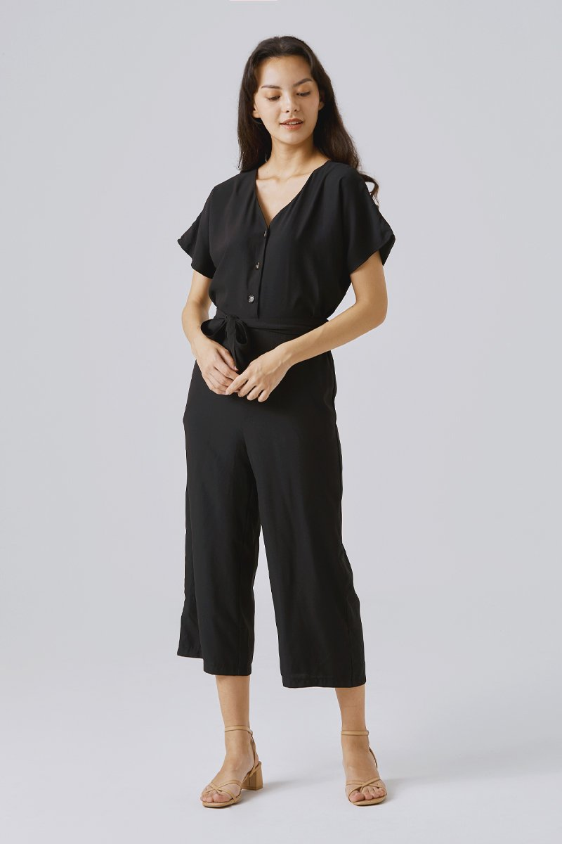 Danielle Jumpsuit Black