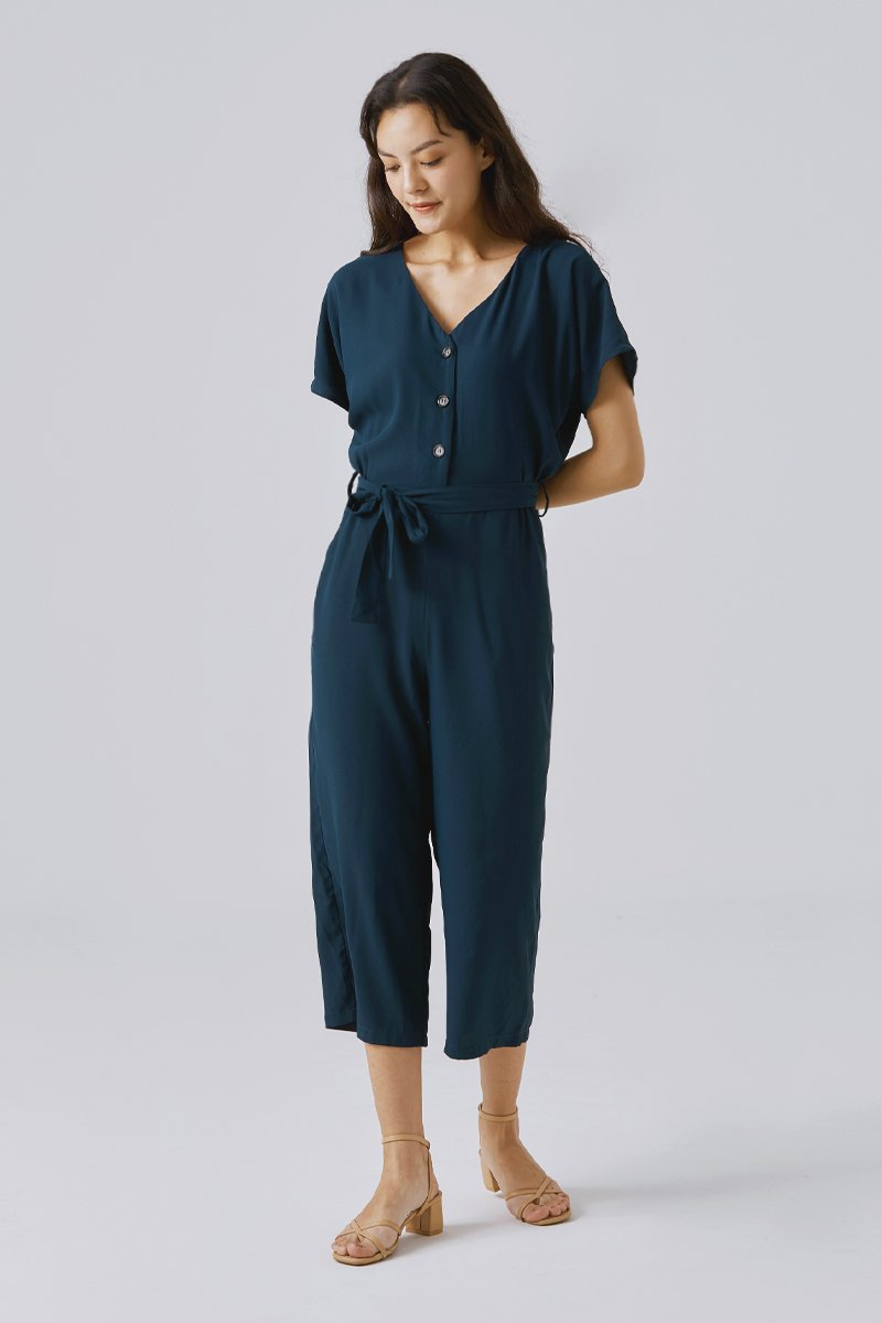 Danielle Jumpsuit Forest